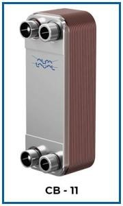 Heat Exchangers for Flow arrangement