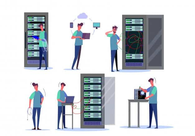 The Specific Requirements of Cooled Server Rooms